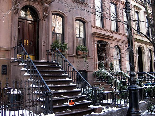 El apartamento de Carrie Bradshaw