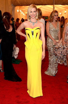 The Met Costume Institute Gala 2012|fashion jewelry