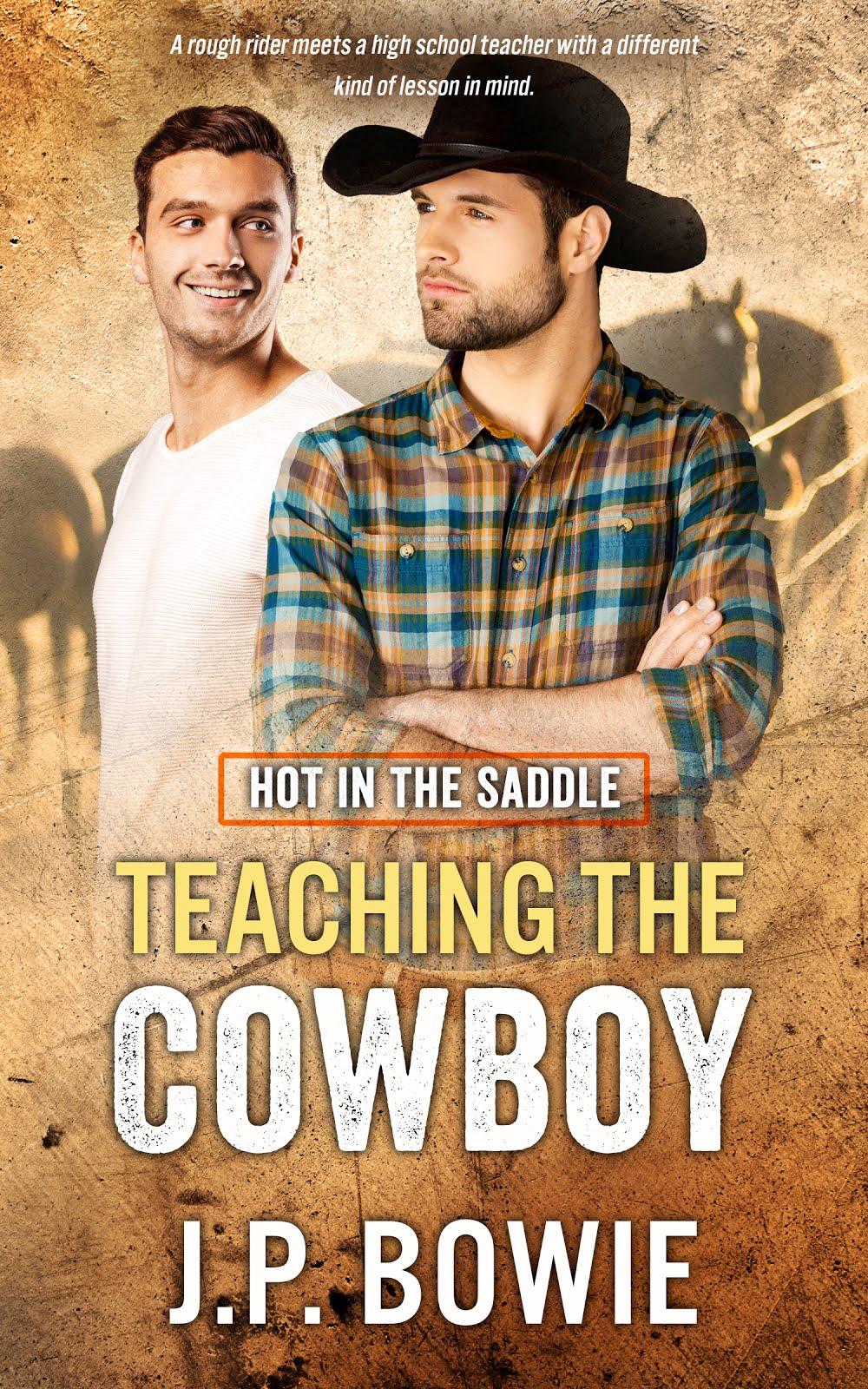 Teaching the Cowboy!