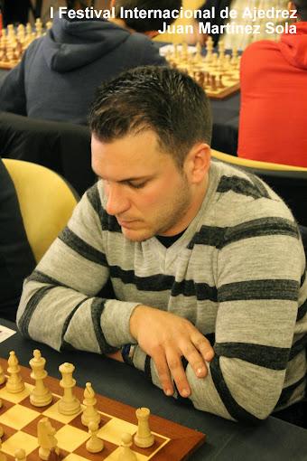 internacional ajedrez granada: