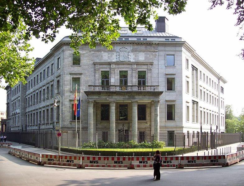 Embajada española en Berlín