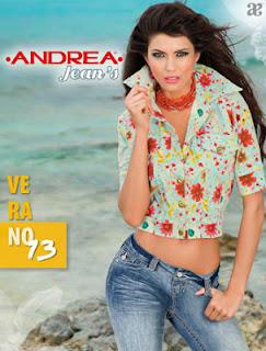 Catalogo digital Andrea 2016