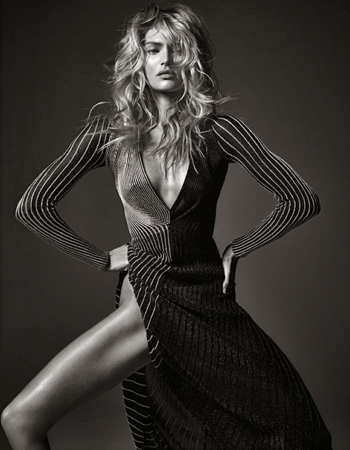 Candice Swanepoel – W Magazine – March 2014 – (by Mario Sorrenti)