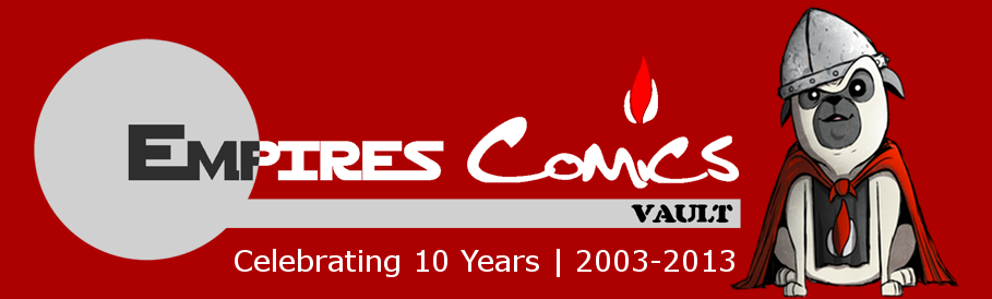 Empires Comics Vault