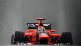marussia f1 fastest belgian gp 2012
