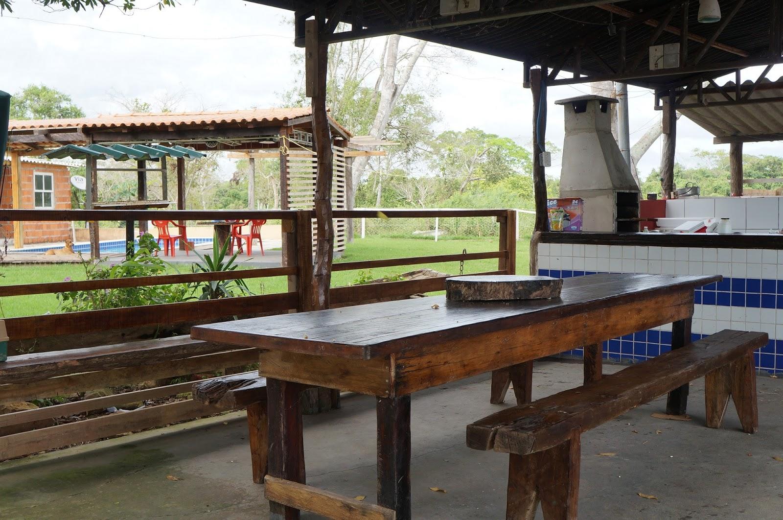 Pousada pantanal norte bar o de melga o mt pousada - Piscinas melgaco ...