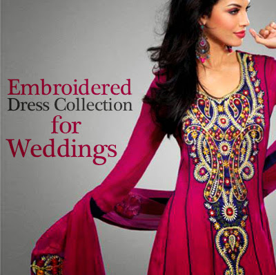 http://fashionup7.blogspot.com/2014/08/embroidered-dress-designs-for-wedding.html#more