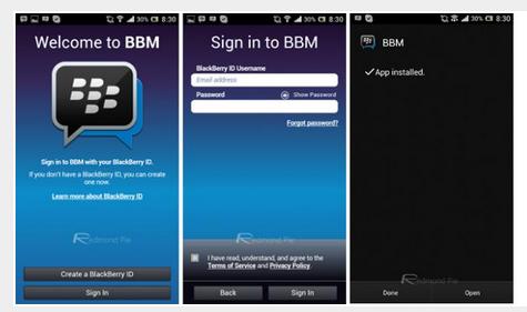3 Tips Mengatasi Smartphone Andoid Yang Tidak Suport / Kompatible Dengan Aplikasi BBM