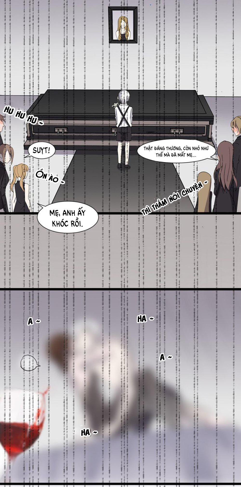 Nhật Ký Dạy Dỗ Của Gia Tộc Đáng Yêu – Chap 8