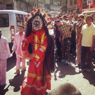 FULPATI CELEBRATIONS IN DARJEELING