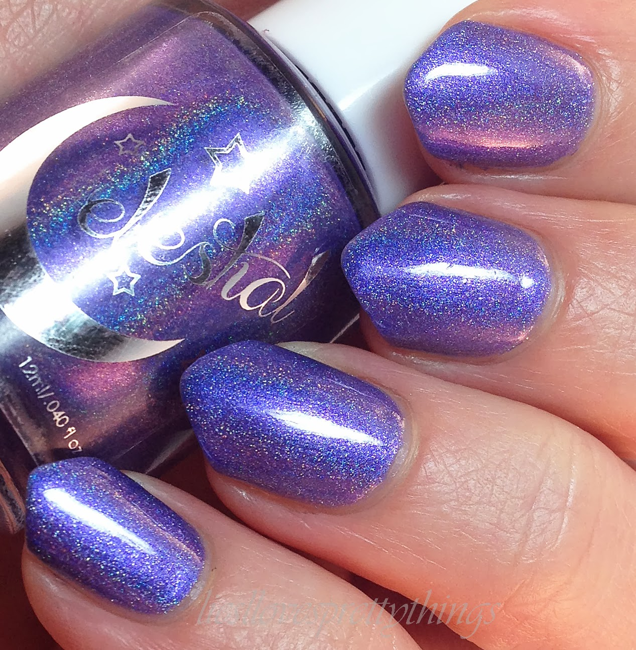Celestial Cosmetics Noel's Nuts swatch and review