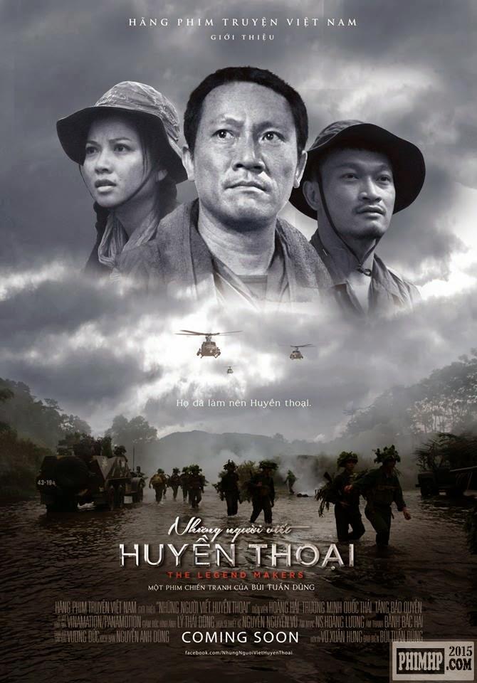 Poster phim Những Người Viết Huyền Thoại