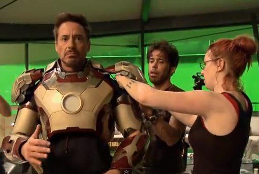 The avengers movie actors