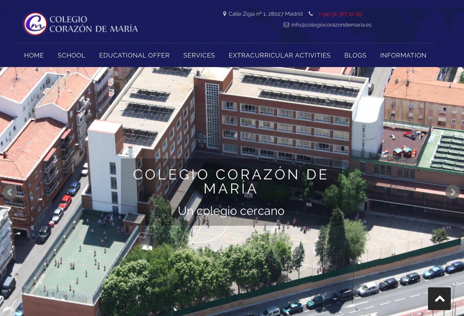 CORMAR Web page