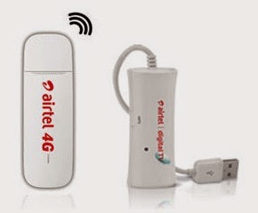 Airtel Digital TV On Demand Wi-Fi Dongle