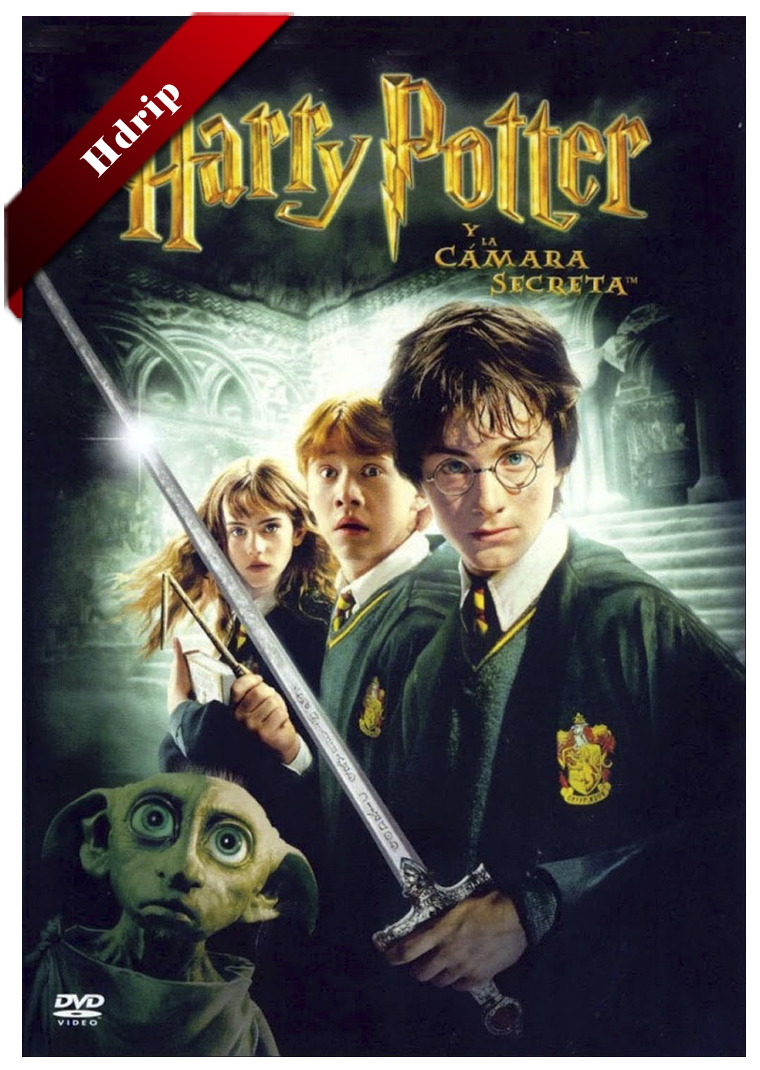 Harry Potter y La Camara Secreta Hdrip Castellano 2002