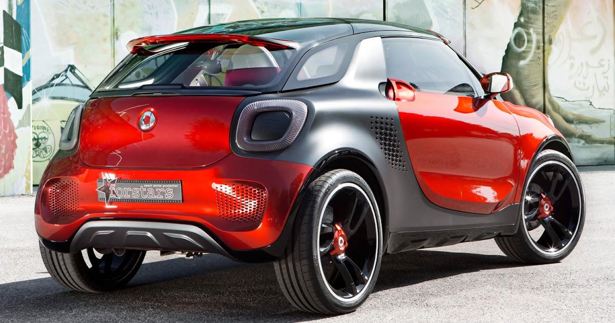 Cars Model 2013 2014 Smart Forstars Concept