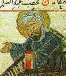 Hazrat Muhammad painting