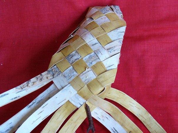 Вязание повязка для головы детская 198