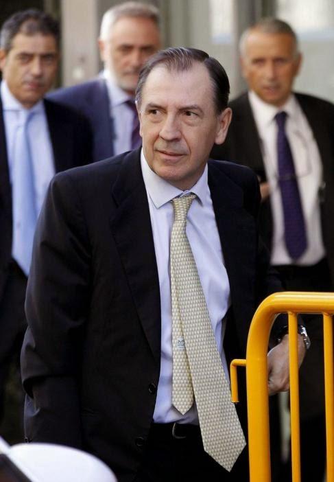 Ildefonso Sánchez Barcoj, tarjetas opacas, corrupción, caja madrid