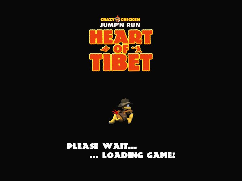 Crazy Chicken Heart of Tibet PC Game
