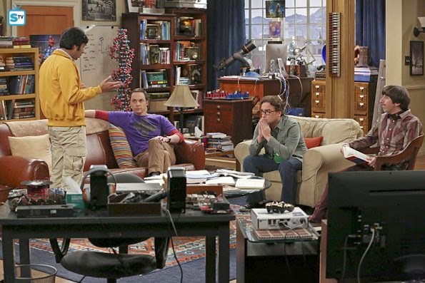 The Big Bang Theory - The Communication Deterioration - Review