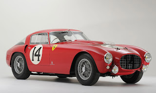 Ferrari 340/375 MM Berlinetta 1953