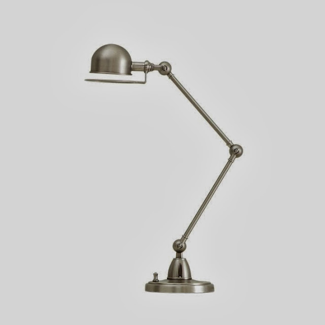 Copy Cat Chic Restoration Hardware Atelier Task Table Lamp