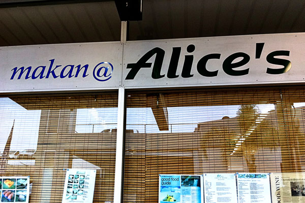 makan@Alice's Thornleigh