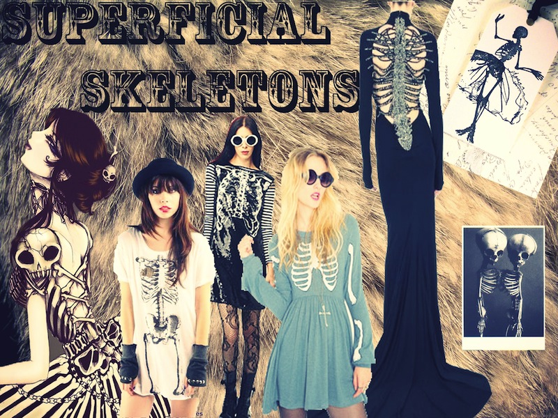 superficial skeletons