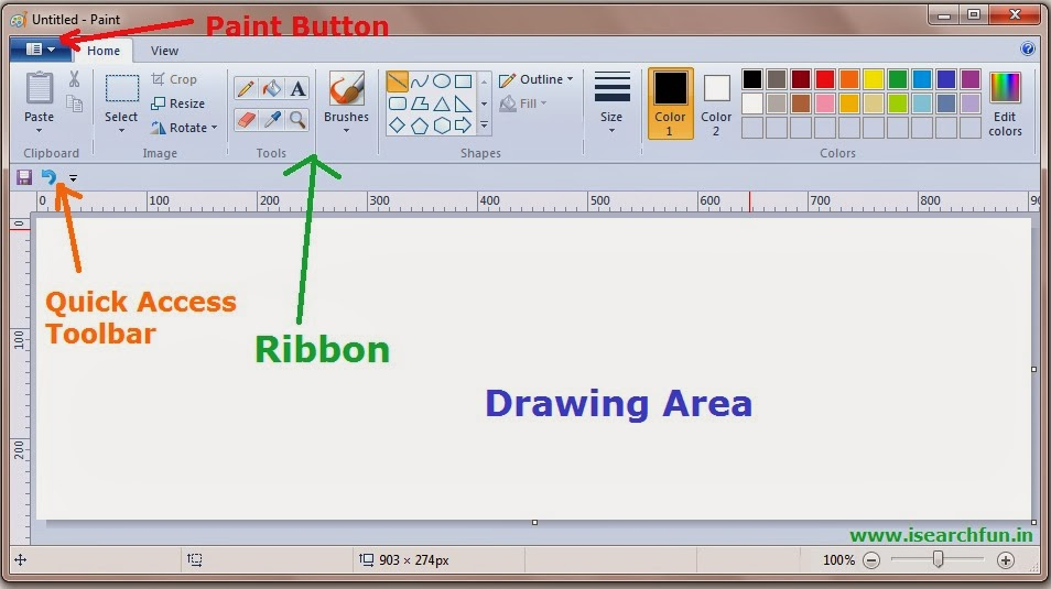 how to make part of an image transparent in paint