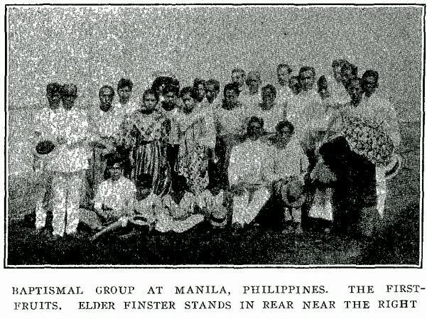 Pioneer Mission in the Philippine Islands