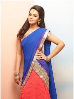 Actress Malvena glamorous portfolio-cover-photo