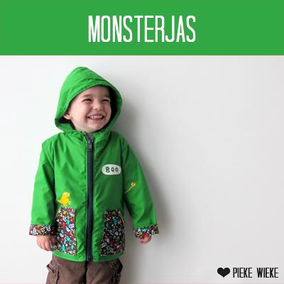 Monsterjas 'Against the wind'