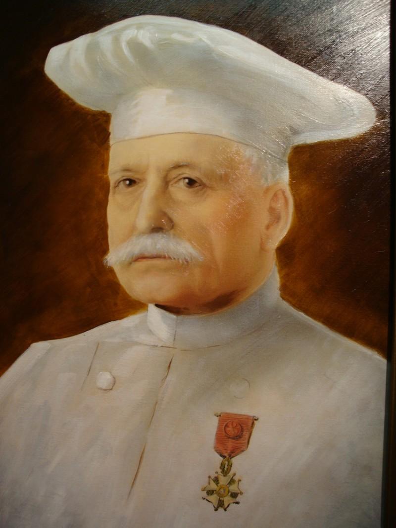 Saxo oeil bleu escoffier for Auguste escoffier ma cuisine book