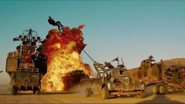 Mad Max Fury Road 2015 Web-Dl 720p 775MB