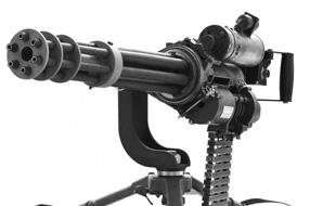barret m107 50.cal Minigun Bullet Wound