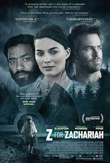 Watch Z for Zachariah (2015) movie free online