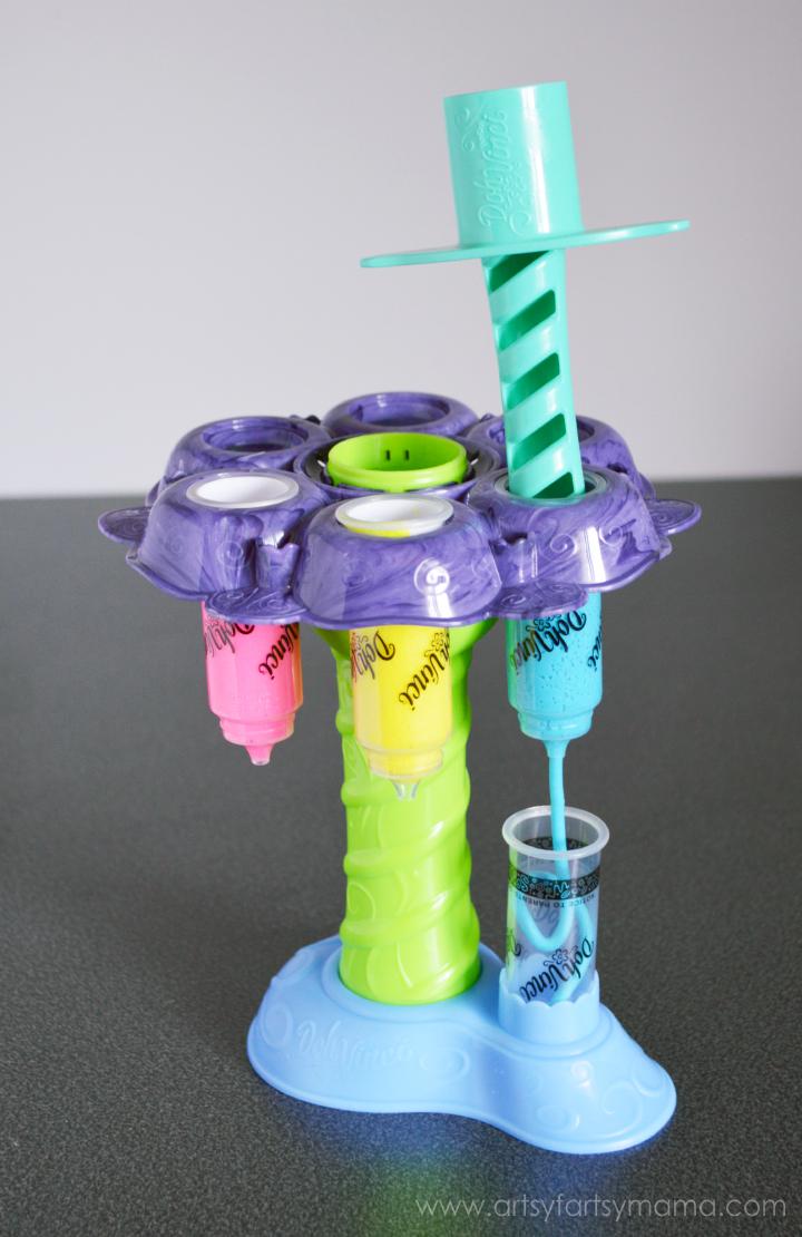 DohVinci Color Mixer | www.artsyfartsymama.com
