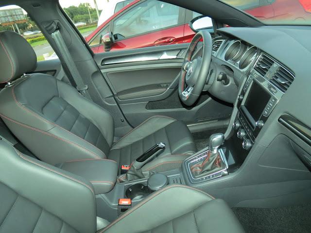 VW Golf GTI 2015 Premium