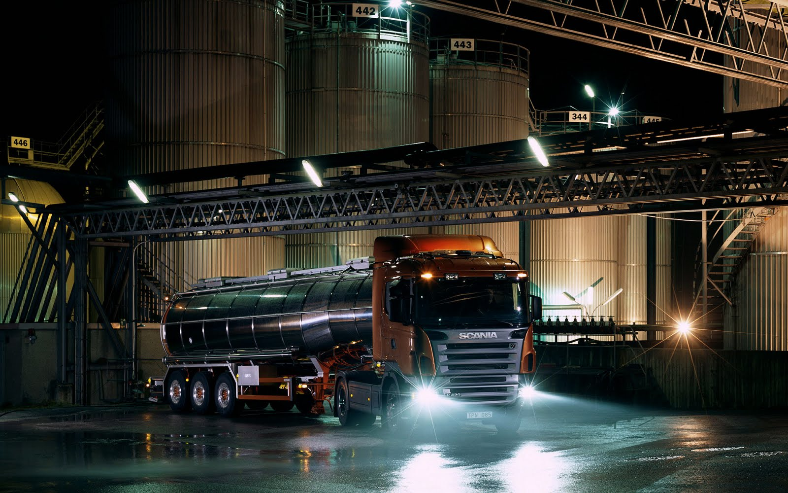 Scania Truck Wallpapers I