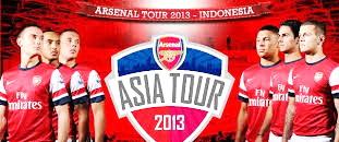 Jadwal Jam siaran langsung TV Live RCTI Timnas Indonesia VS Arsenal Minggu 14 Juli 2013