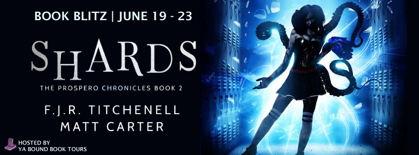 Shards Book Blitz