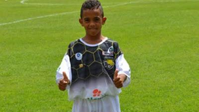 Cassiano Bouzon, el niño prodigio de Brasil