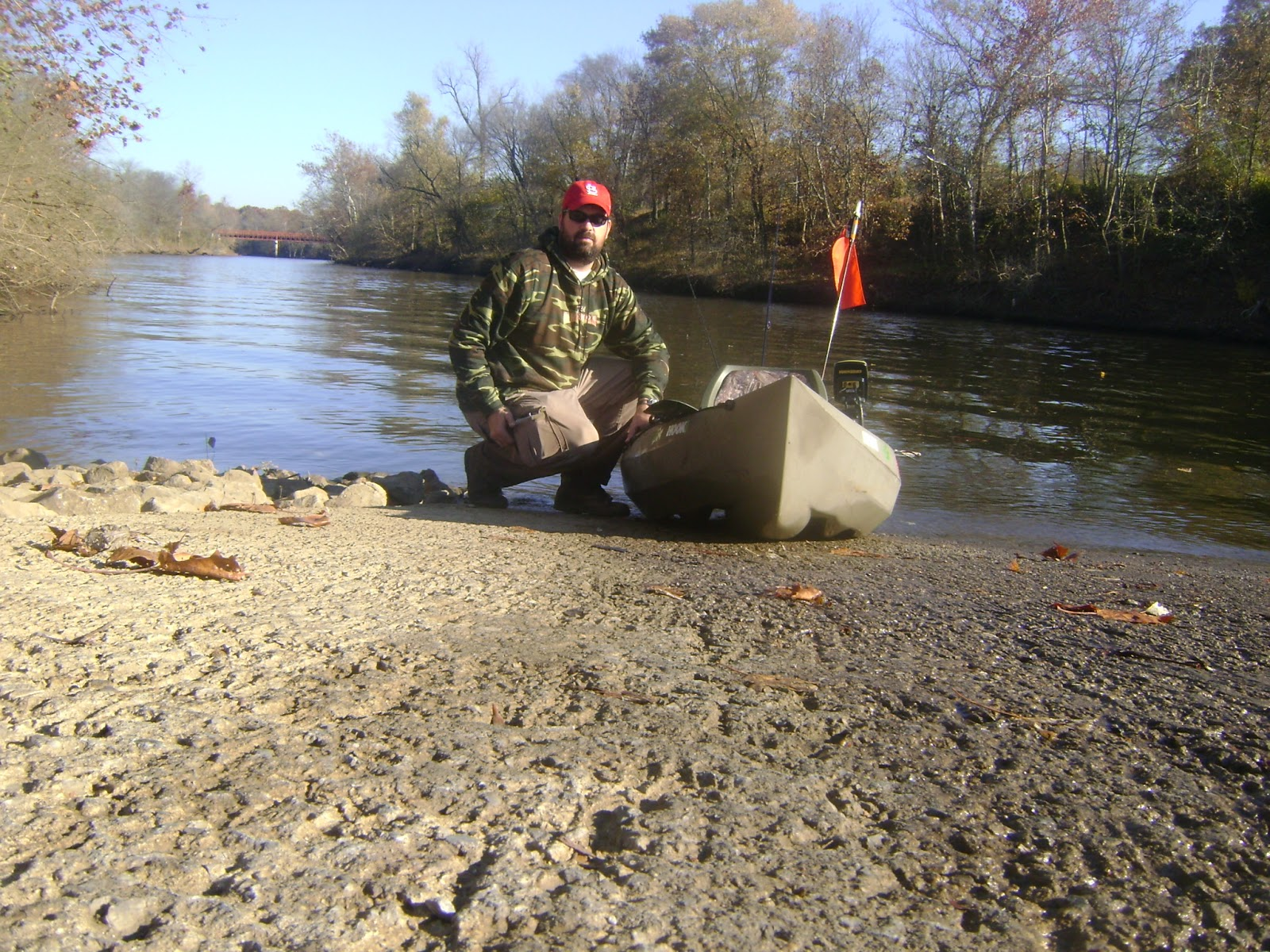 Cumberland river fishing blog for Cumberland river fishing