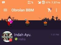 BBM Bejo Halloween based v2.10.0.31 apk Terbaru
