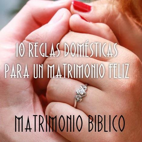 Reflexión para matrimonios