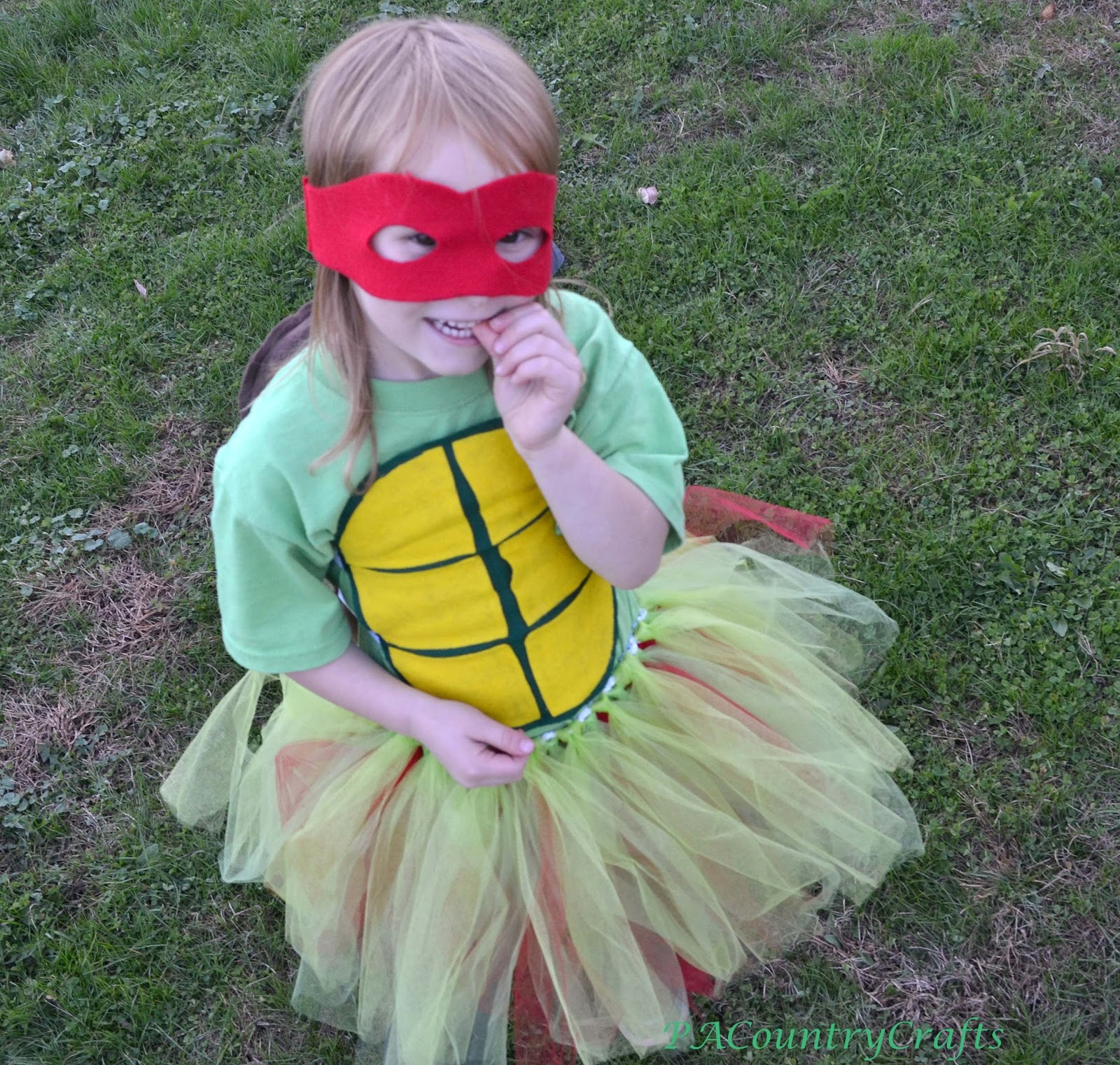 Diy girls ninja turtle costumes with tutus pa country crafts diy girls ninja turtle costumes with tutus november 4 2013 posted in costumes fall halloween kids crafts sewing solutioingenieria Gallery