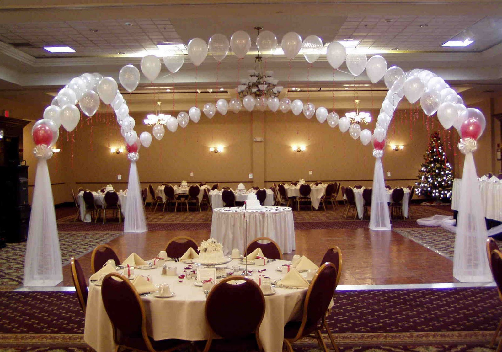 Wedding Balloon Decoration Ideas
