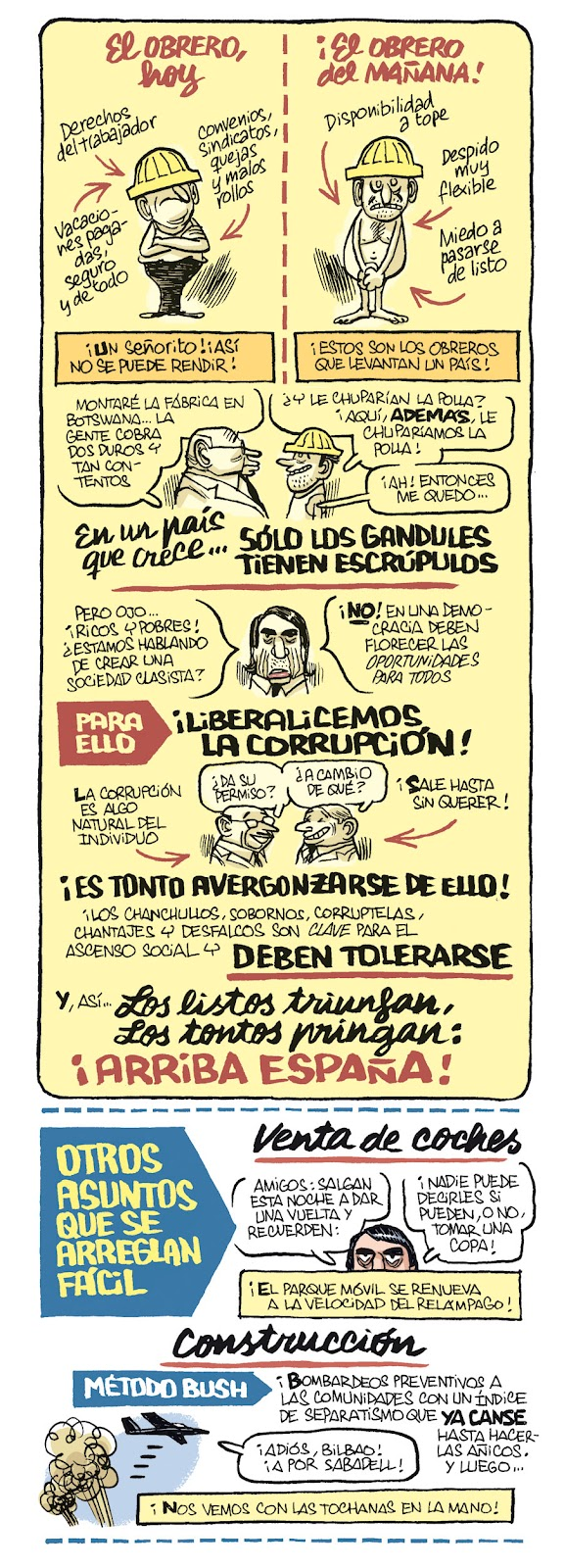 La solución de la crisis segun Aznar AznarImpe3